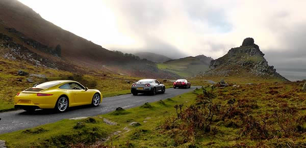 top gear at lynton